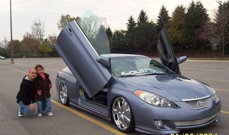 2004 Toyota Solara...oh so clean!