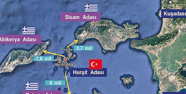 Οι Τούρκοι μετέφεραν ραντάρ επιφανείας στην Αλικαρνασσό – «Λοκάρουν» 15 ελληνικά νησιά