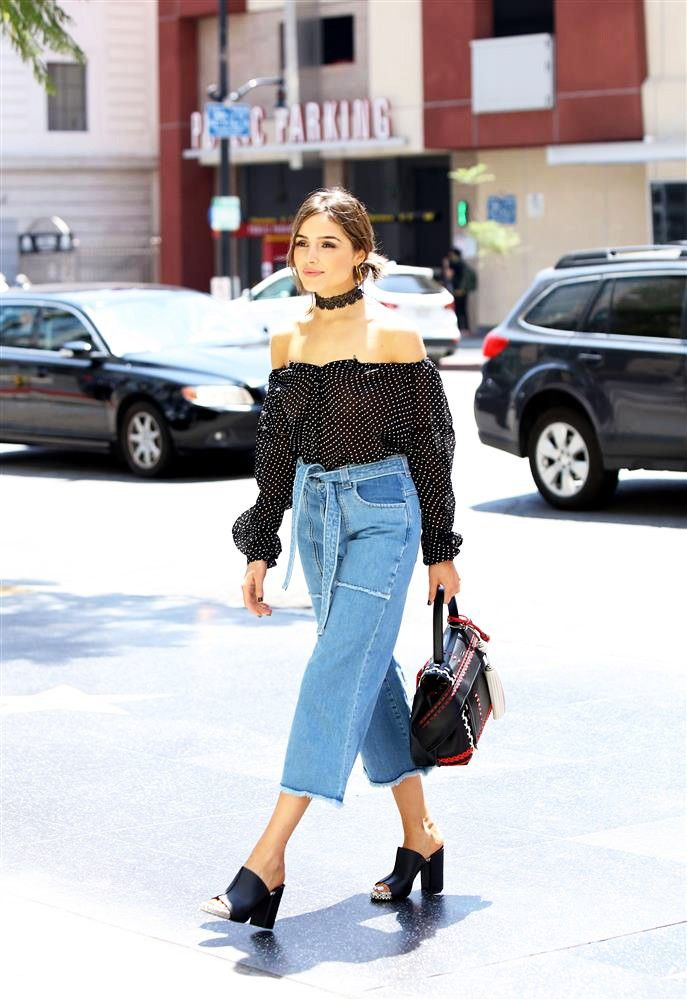 From Alexa Chung to Olivia Culpo, the Best Dressed Celebs of the Week via @WhoWhatWear