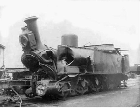 South African Military History Society - Journal - Railway Attack! an IED of the Anglo-Boer War