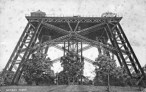 Also known as the Great Tower of London, it was meant to rival the Eiffel Tower in Paris, but was never completed, and was also called London Stump. It was designed by Sir Benjamin Baker, a railroad engineer. It was demolished in 1907.