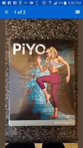 Fitness DVDs 109130: New Piyo Dvd Set -> BUY IT NOW ONLY: $35 on eBay!