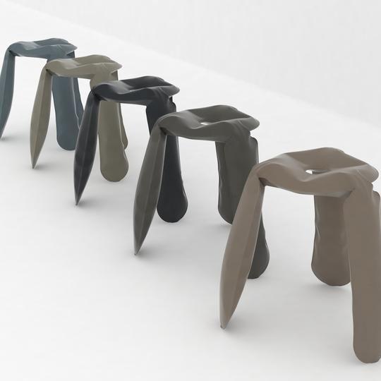 Fabulous Plopp Standard Stool Zieta Lime Lace Products For Inzonedesignstudio Interior Chair Design Inzonedesignstudiocom