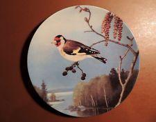 Arabia Finland Birds number 5 design by Von Wright collectible.