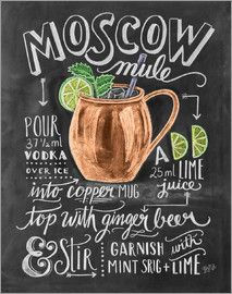 Lily & Val - Moscow Mule (Classic Cocktails Bartender)
