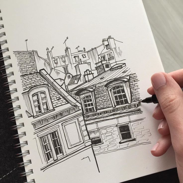 Architecture Buildings Drawings best 25+ building sketch ideas on pinterest | building drawing