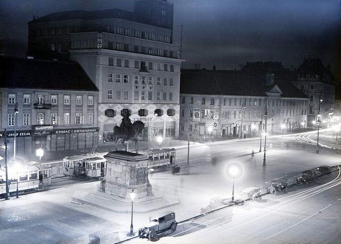 1930 Hotel Milinov Dubrovnik Zagreb