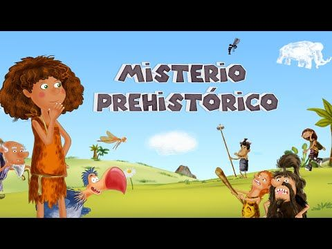 Misterio Prehistórico - App Trailer - YouTube