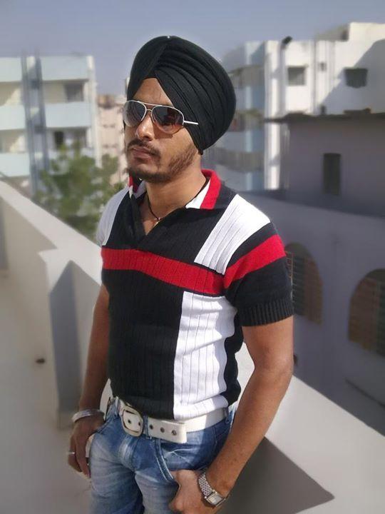 Black Turban Sikh