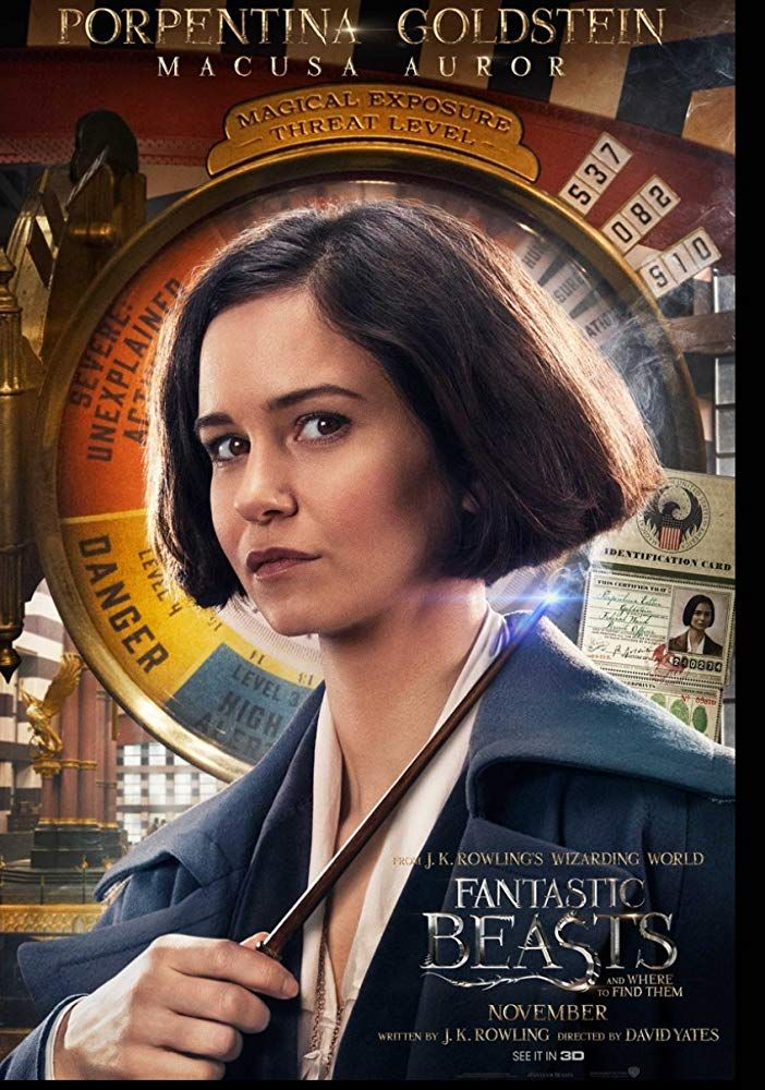 Fantastic Beasts And Where To Find Them 2016 Photo Gallery