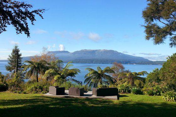 Lake Tarawera - Lakefront bach in Lake Tarawera, Rotorua District | Bookabach