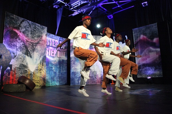 SUOSO Johannesburg Auditions - City Boyz Pantsula