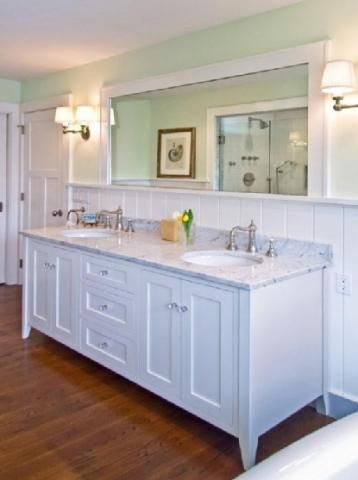 Excellent  Vanity Cabinet With Left Side D  Beach Style  Bathroom Vanities And