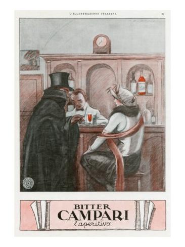 Campari Poster