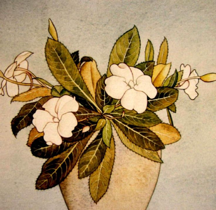 Rita Angus, Floral Still Life