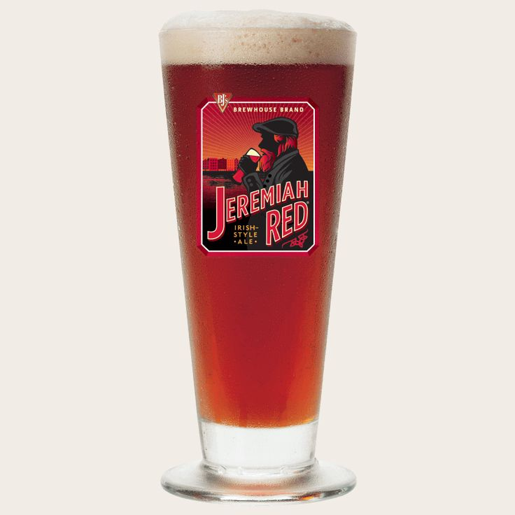 Jeremiah Red - Had this at BJ's Brewhouse in Lexington when I was there for the UK game on New Year's Eve. Really good stuff!