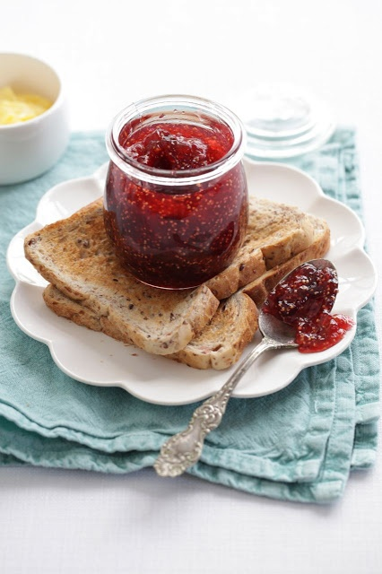 Julie Le Clerc: The delights of fig jam...