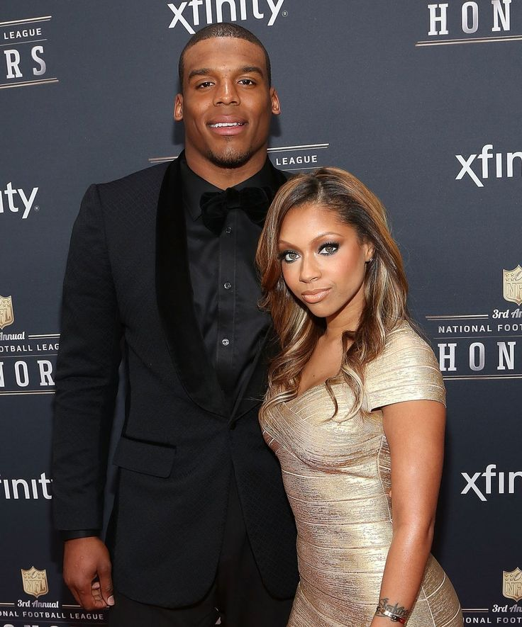 Second Child on the Way for CamNewton