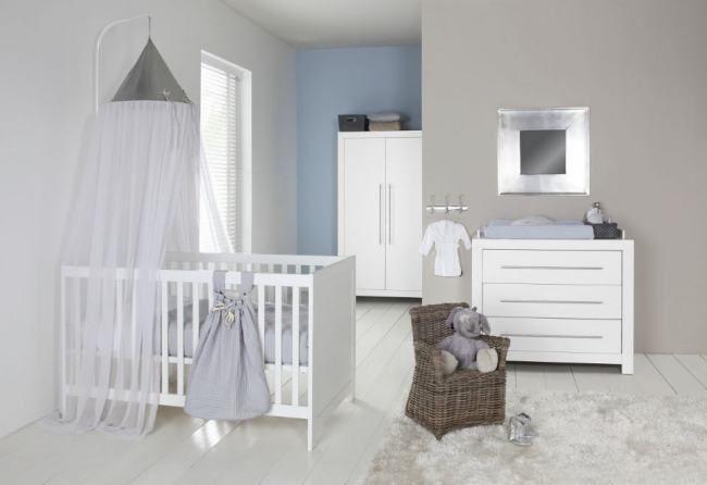 Kidsmill - Βρεφικό δωμάτιο Vicenza White #nursery #NurseryRoom #NurseryFurniture #baby #Kidsmill #growingup #BebejouHellas