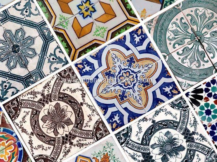 stickers muraux offrent une forme unique de dcoration et une alternative rapide simple et peu - Stickers Tuile Vinyle Salle De Bain