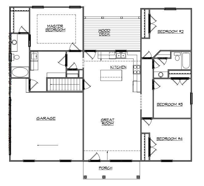 basement apartment floor plans,basement entry floor plans ...
