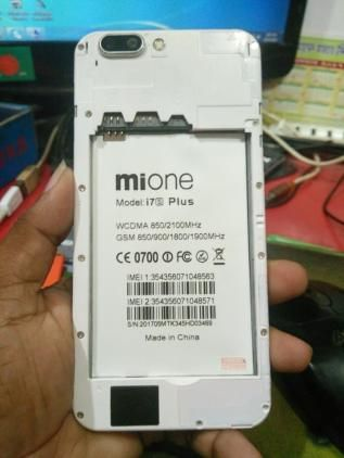 Smile Q1 Flash File Fx Firmware MT6580 Noughat 71 Rom