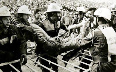Η τραγωδία που προσπάθησαν να ξεχαστεί γρήγορα - Συμπληρώθηκαν 32 χρόνια από την ημέρα που το Χέιζελ βάφτηκε με το αίμα 39 νεκρών