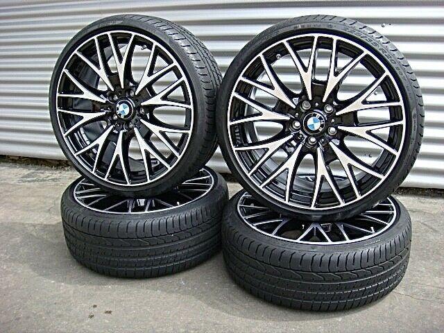 Ebay Sponsored Bmw 3er 4er Original 20 Zoll Sommerrader Felgen Reifen M405 Rdc Pirelli 8mm Rsc Felgen Bmw Reifen