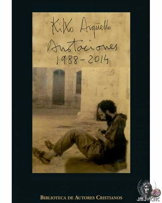 Anotaciones, Kiko Argüello
