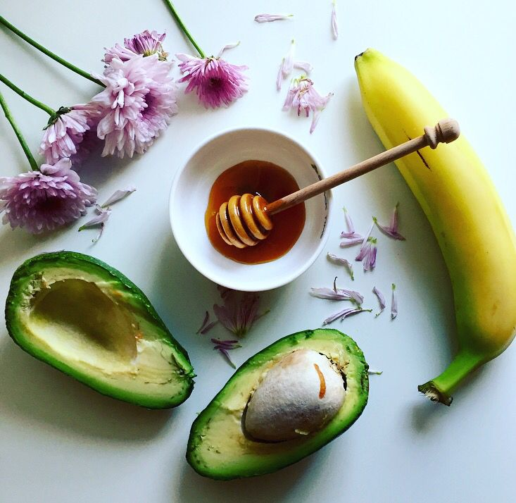 Make a healthy smoothie with avocado, banana and honey or make the best face mask!  Read more in my blog!  www.theblablasmoments.blogspot.gr