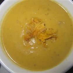 Pumpkin Soup in the Slow Cooker @ allrecipes.com.au