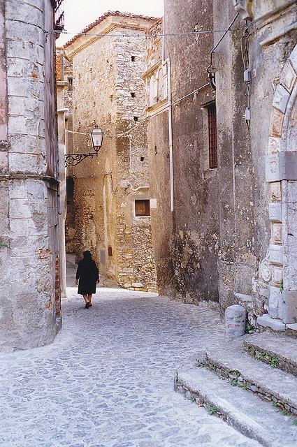 Santa Domenica Talao, Calabria, Italia