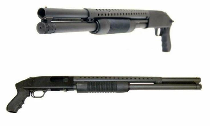 MOSSBERG 500 CRUISER 12GA PISTOL GRIP SHOTGUN $289.99