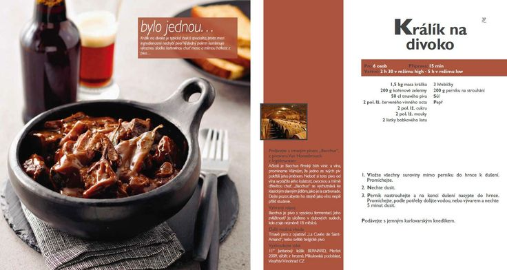 Králík na divoko recept, Tefal Mijotcook SD5000