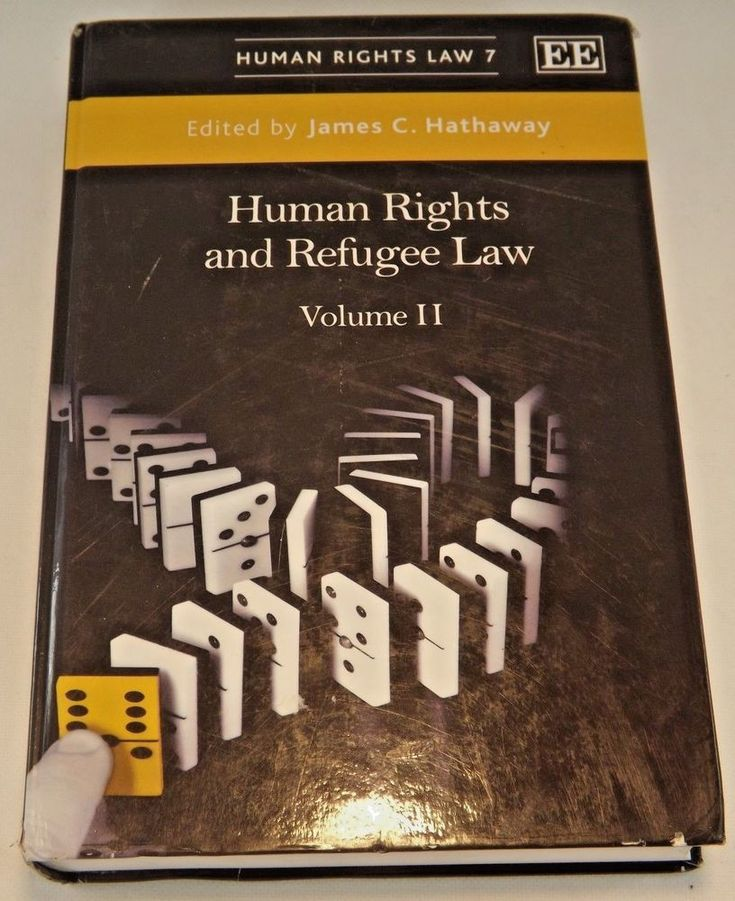 Human Rights and Refugee Law Volume II (2014, Hardcover)