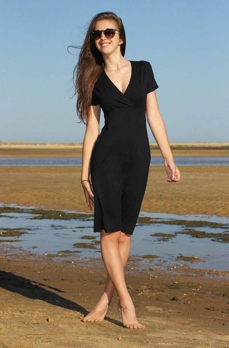"Kleid ""PAMELA"", Gr. 158 - Damengr. 46 | Kleider, Das ..."