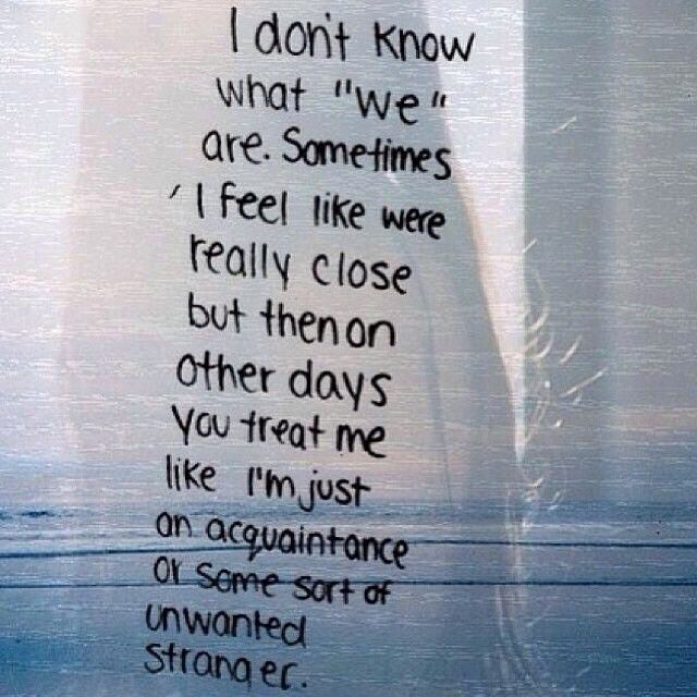If Things Were Different Quotes: Best 25+ Mixed Signals Quotes Ideas On Pinterest