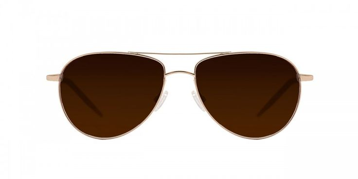Oliver Peoples | Benedict Gold with Java VFX Polar Sunglasses by Oliver Peoples