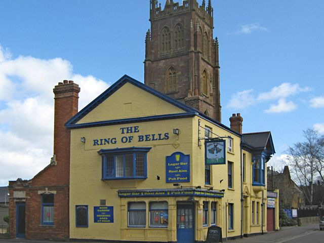 The_Ring_of_Bells_pub,_Taunton_-_geograph.org.uk_-_1235555
