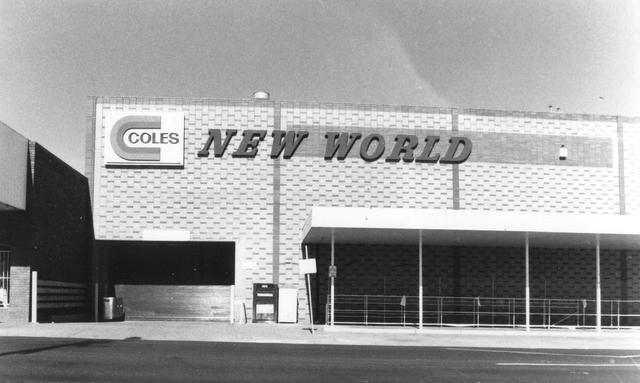 Coles New World Supermarket Waterfield Street East Coburg