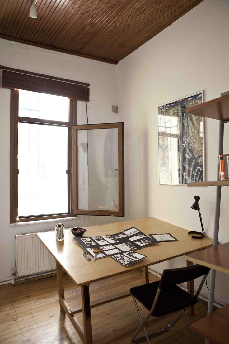 Studio - 2nd floor