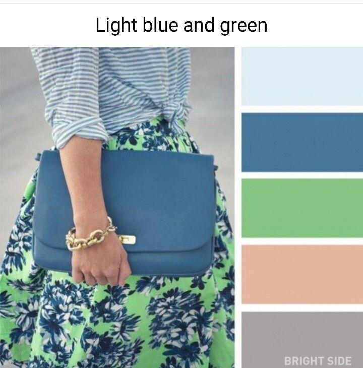 Colour Combo's