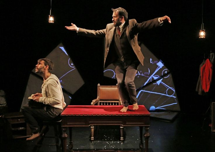The First Time Machine at Theatr Brycheiniog in February