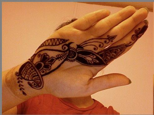 Full Mehndi Designs For Hands