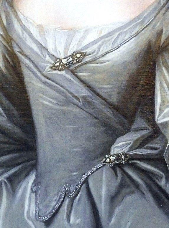 Portrait of Madame Sophie of France, after Jean- Marc Nattier