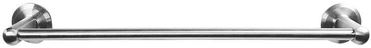 Stainless Steel Towel Bar | Contemporary Lock Sets | Bath Hardware | Emtek Products, Inc.