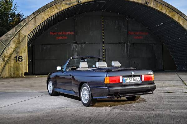 sturm und drang design — munich-legends:   BMW M3 Cabrio