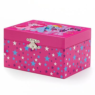 My Little Pony Jewelry Box Enchanting 16 Best My Little Pony Images On Pinterest Decorating Design