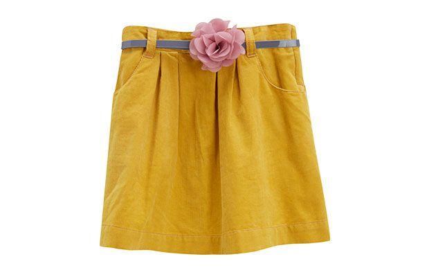 Yellow Skirt Set - Children - Tu Clothing At Sainsbury's