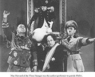 Elentrompe: Los Tres Chiflados